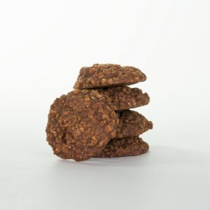No Bake Cookie Chocolate Raw