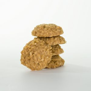 No Bake Cookie Peanut Butter Raw