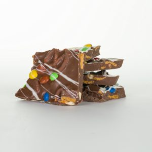 Candy Pretzel Bark Raw