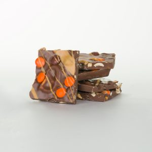Peanut Butter Pretzel Bark Raw